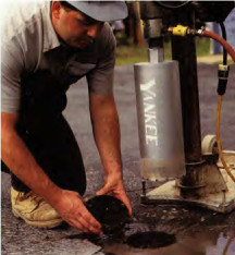 Yankee Engineering & Testing, Inc - Field Coring Services